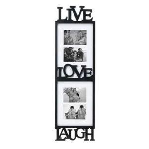 """Live Laugh Love"" Photo Frame"